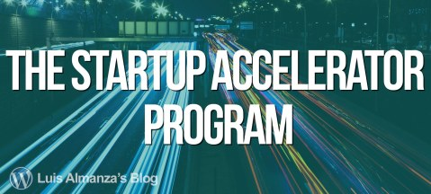 The startup accelerator program